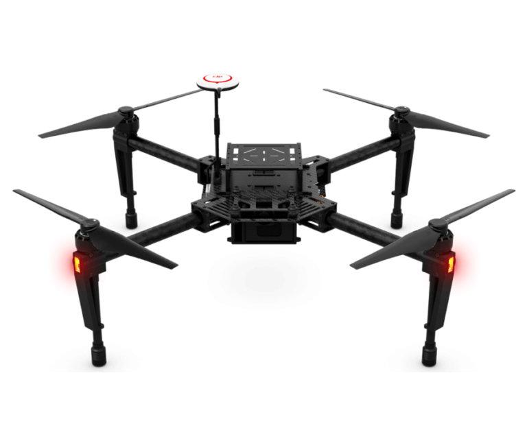 DJI Matrice 100 – Innovative UAS   Drones