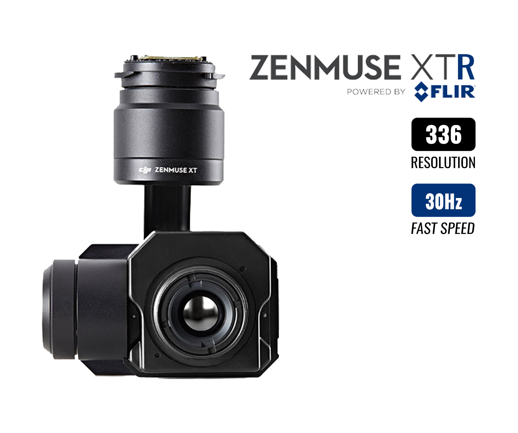 dji zenmuse xtr 336x256 30hz fast lens flir tau 2 thermal. Black Bedroom Furniture Sets. Home Design Ideas