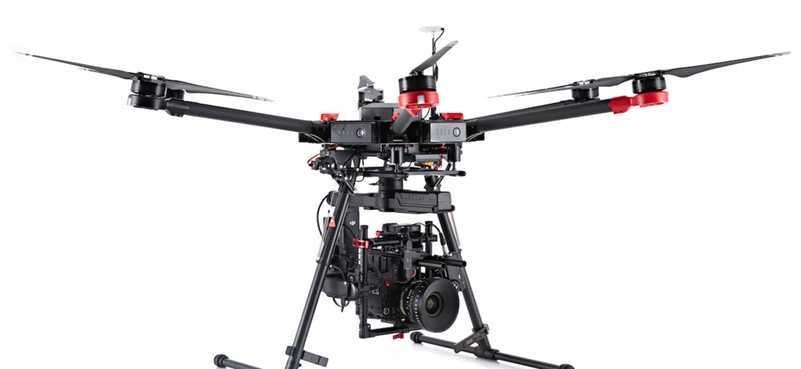Matrice M600 Hexacopter