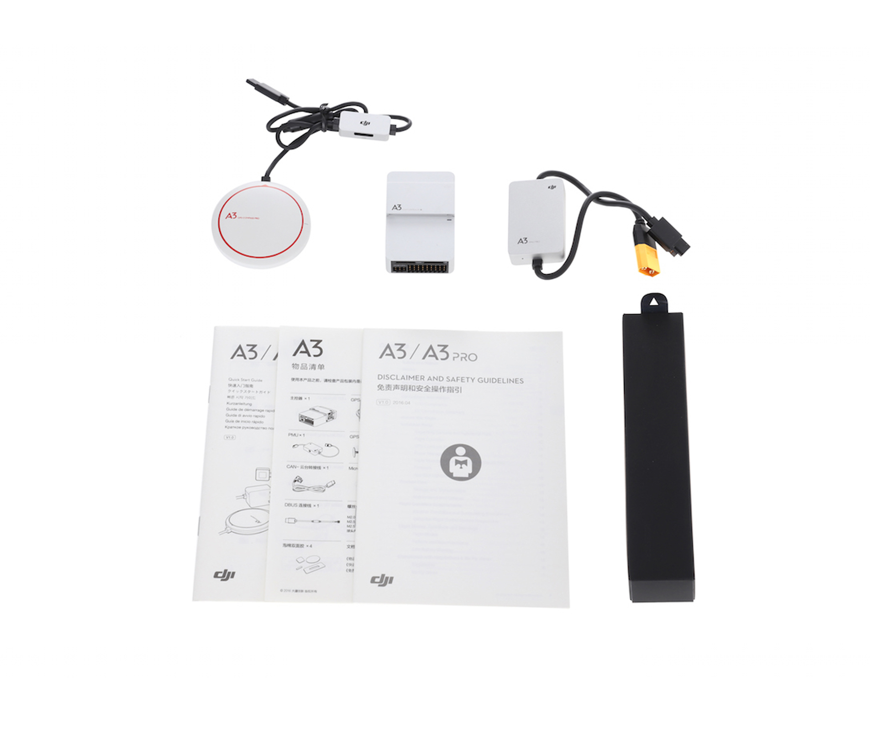 Dji A3 Flight Controller For Multi Rotor Drones