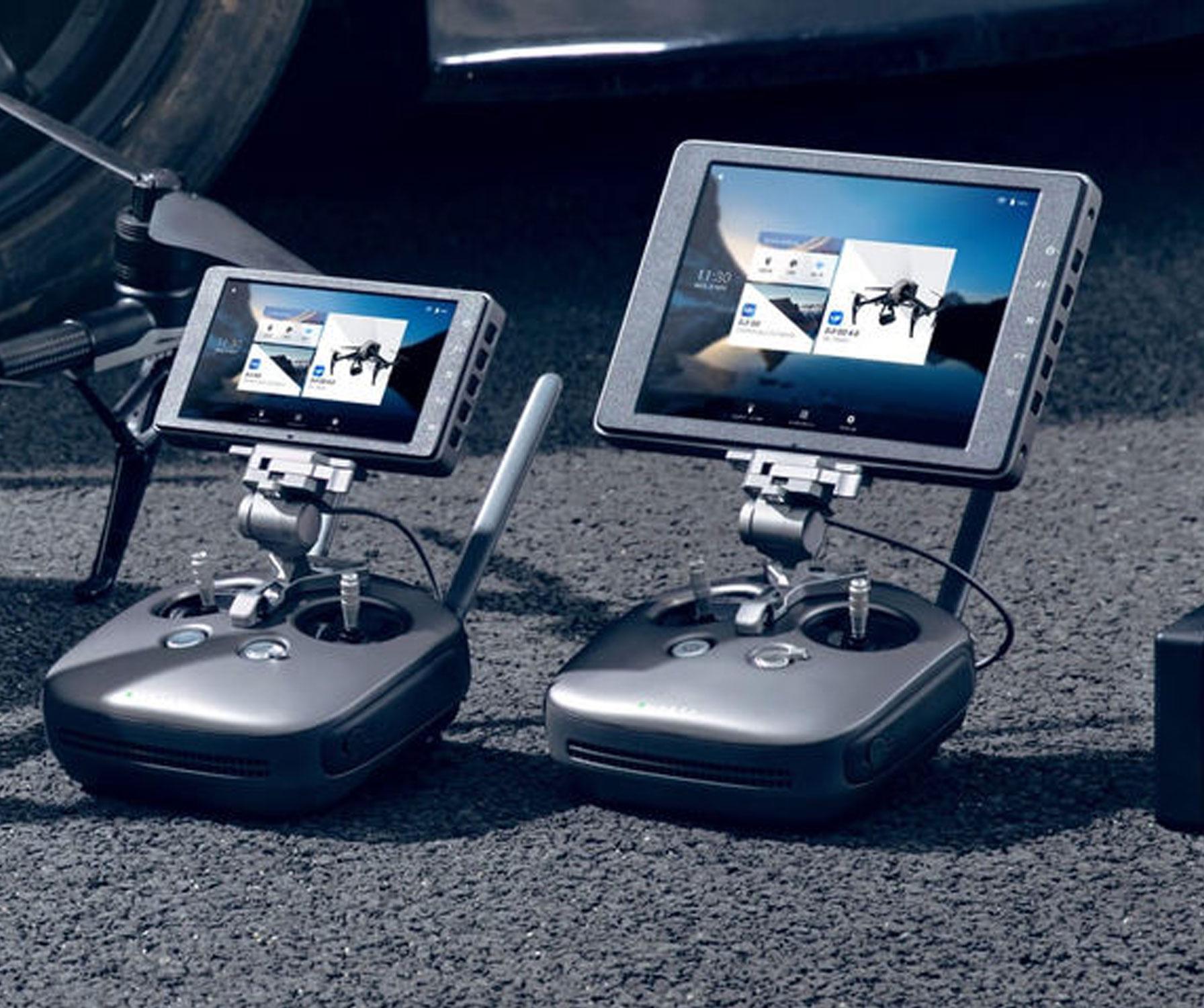 Dji Crystalsky Monitor 5 5 Quot High Brightness Innovative