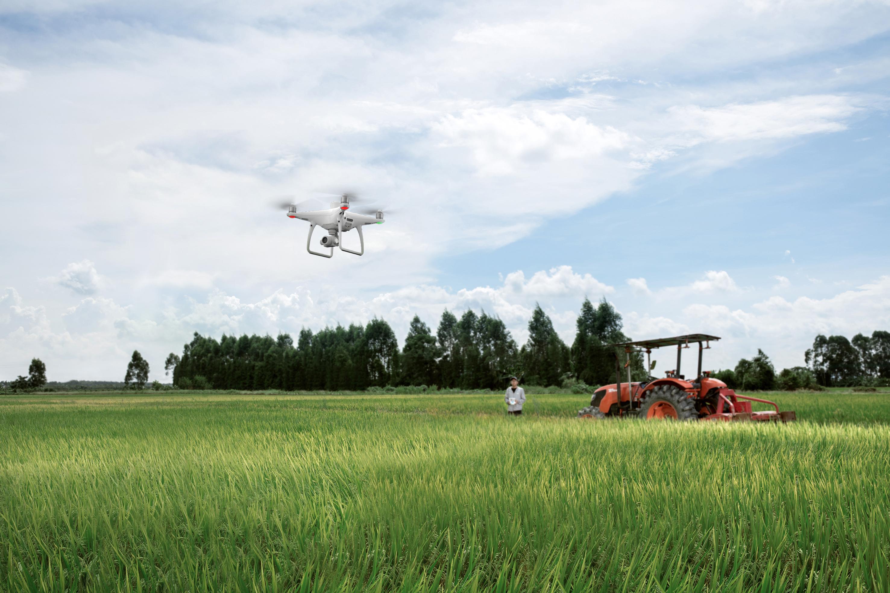 DJI Phantom 4 RTK - Innovative UAS | Drones