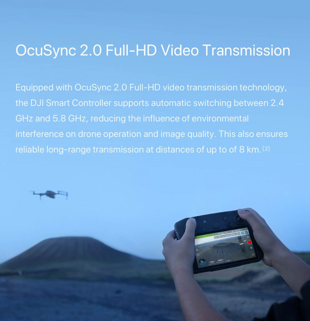 DJI Smart Controller – Innovative UAS   Drones